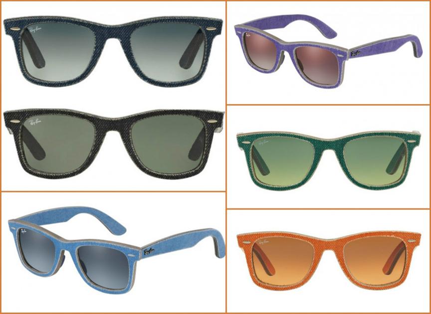 7f6ae56c415 ... ireland ray ban wayfarer denim sunglasses b80dc ab186