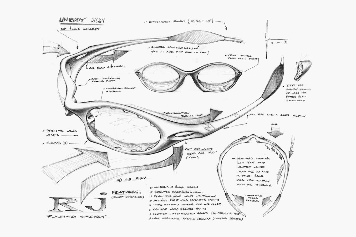 Oakley Book Celebrates The Brand S 40 Years Of History