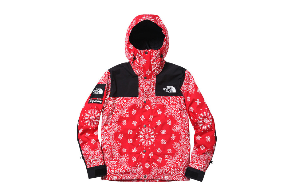da31a26cdb Supreme x The North Face Fall Winter 2014 Collection - This is Range