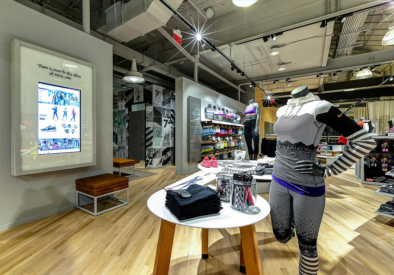 Rad Retailers  Nike Opens First Women s Only Store in California - This is  Range 760f22d0749a