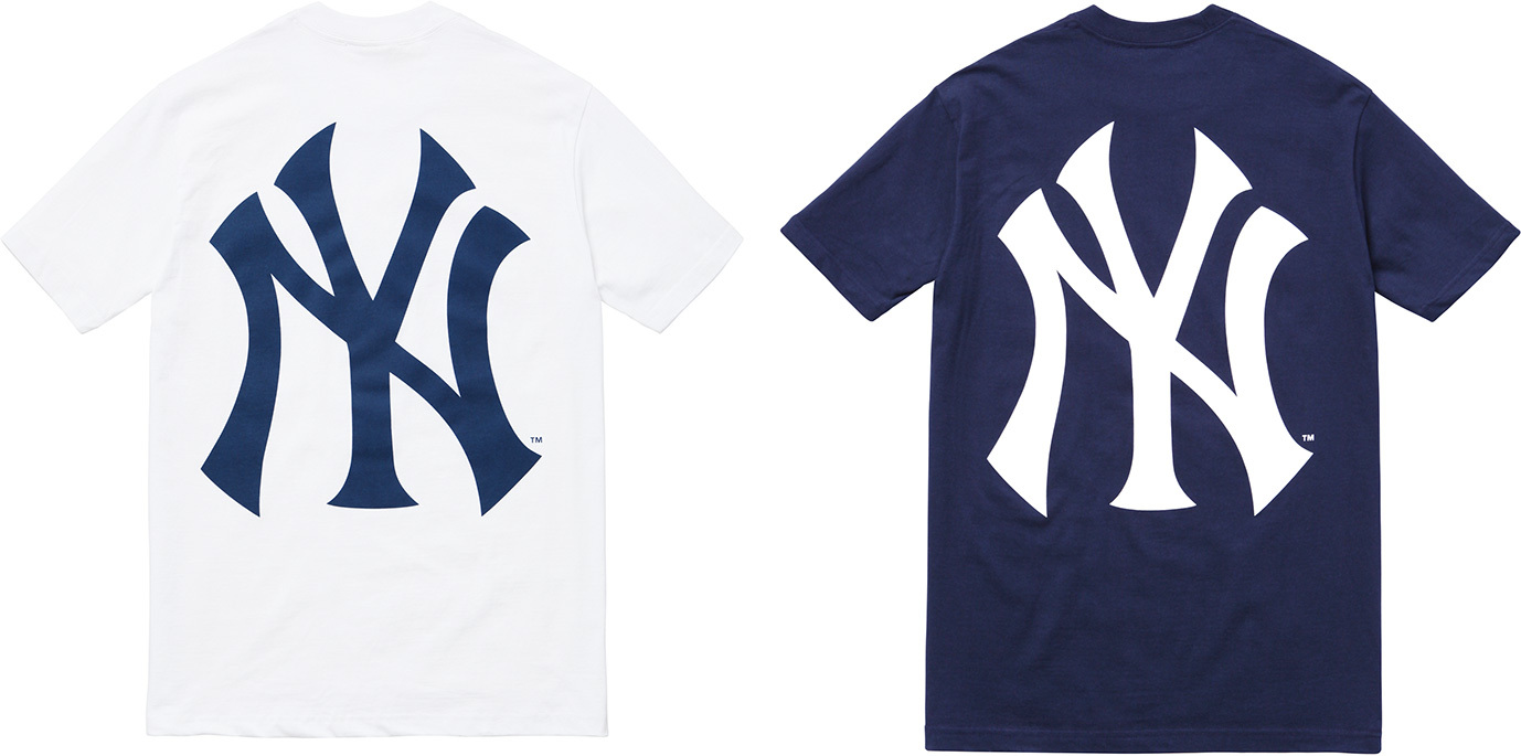 best sneakers a75ac 68da6 New York Yankees™ x Supreme - This is Range