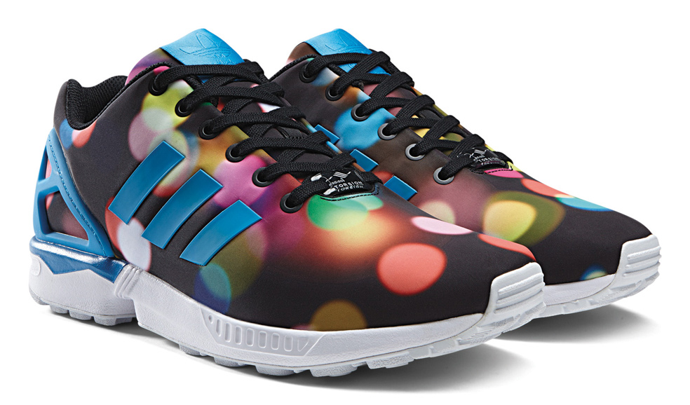 low priced 0e4fd a25cb adidas Originals ZX Flux March Print Pack - This is Range