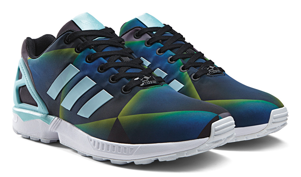 0a3383fa7 adidas Originals ZX Flux March Print Pack - This is Range
