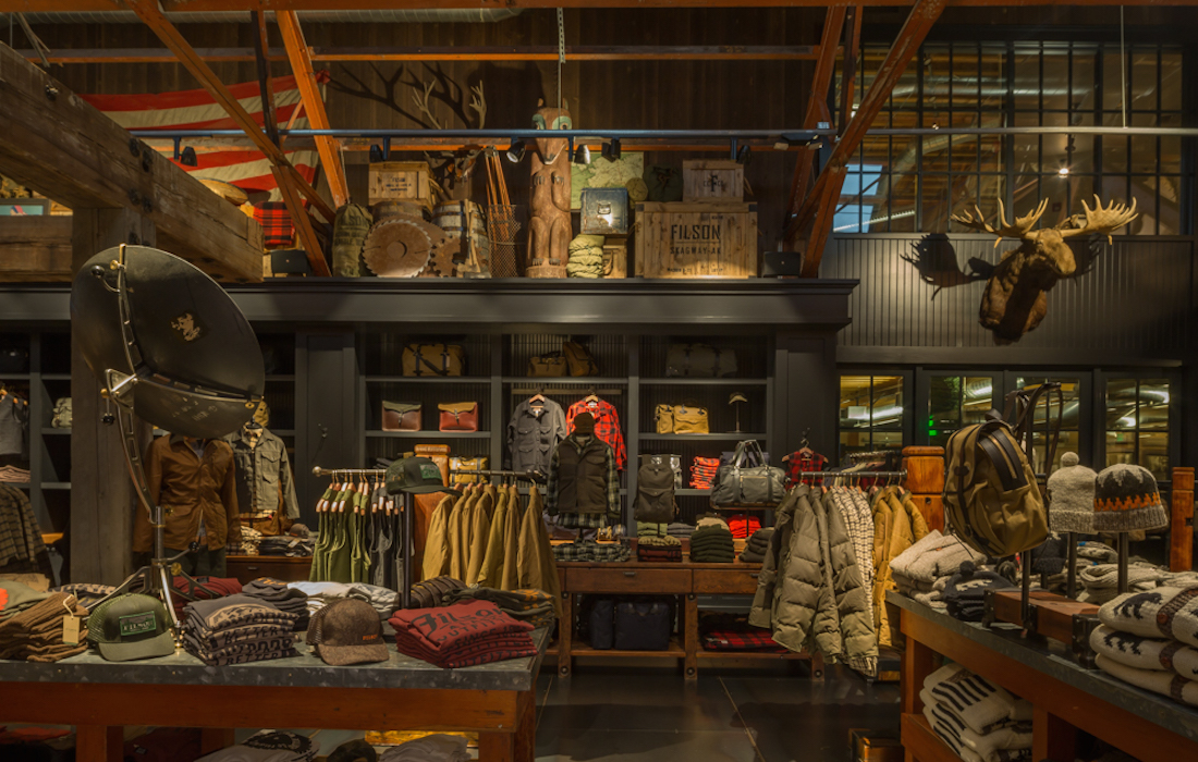 Range The Seattle Store ~ Rad retailers filson continues legacy of quality with new