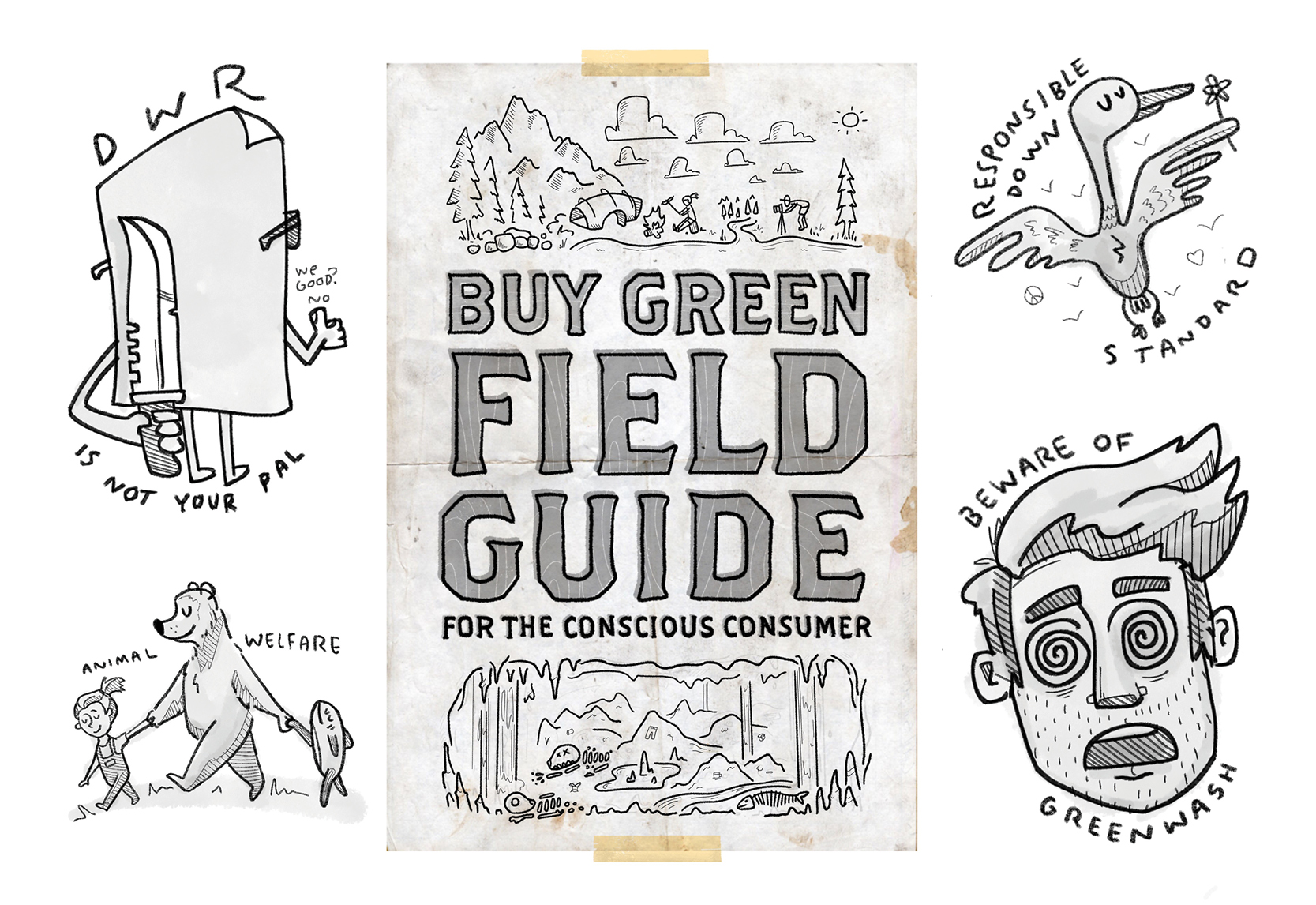 Green Field Guide For The Conscious Consumer